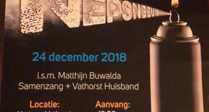 Kerstnachtdienst Vathorst 2018