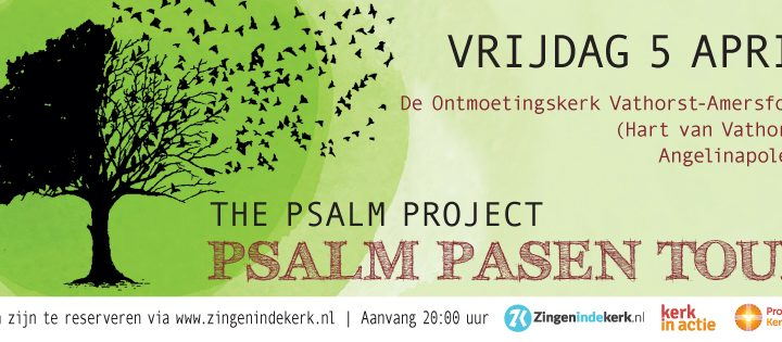 Psalm Pasen tour van The Psalm Project